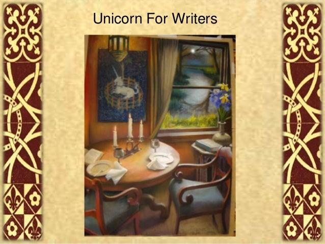 Unicorn For Writers