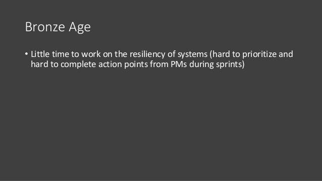 Bronze Age • 24x7x365 coverage