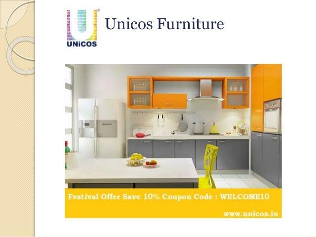 Unicos Furniture; 6.