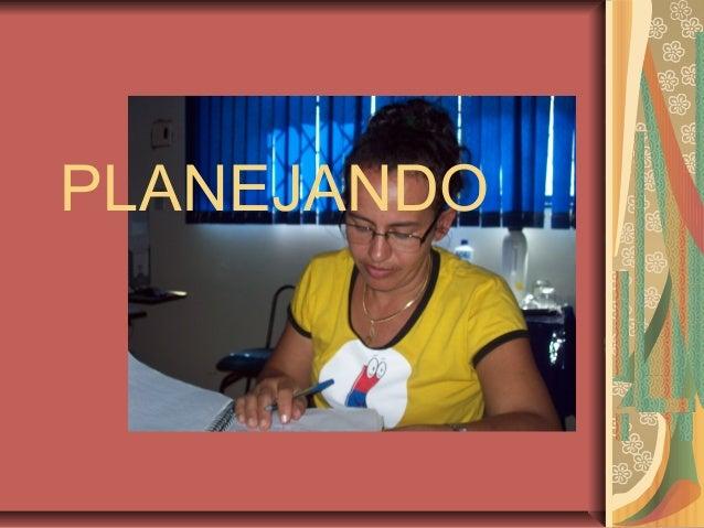 PLANEJANDO
