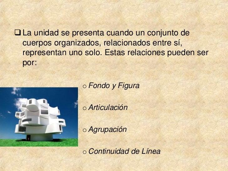 Unidad for Obra arquitectonica definicion