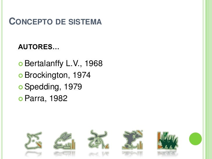 Criterios</li></li></ul><li>La tarea profesional<br />Desarrollo, manejo, implementación y fomento de sistemas agropecuari...