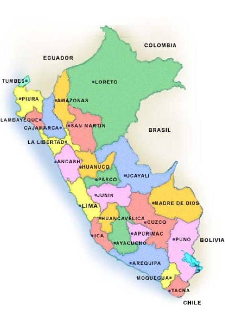 Unidad Geografia Del Perú Slide 2
