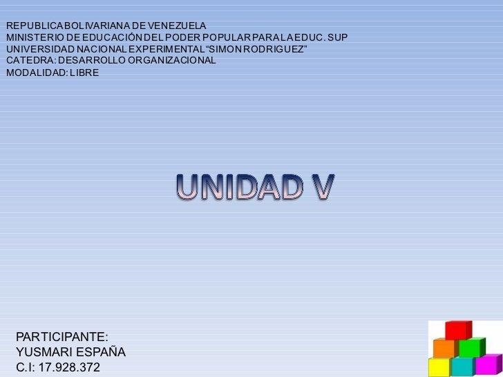 Procesos Organizacionales Slide 1