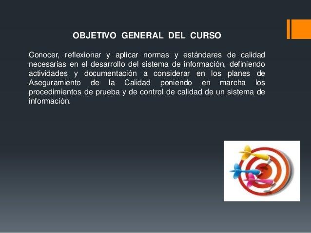 calidad de los sistemas de informacion Slide 2