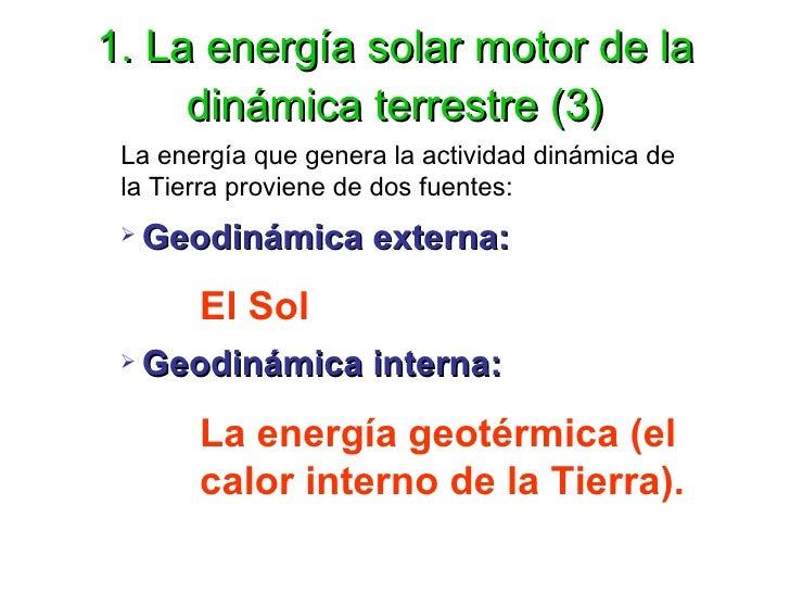 Unidad 11 modelado de la superficie terrestre - En que consiste la energia geotermica ...