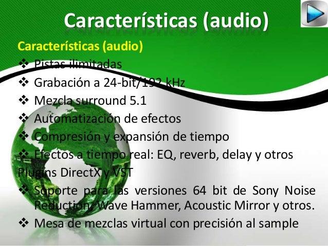 Unidad 1 de sony vegas 12 for Mesa de mezclas virtual
