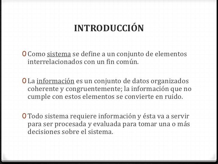 Unidad 1 Introduccion a los sistemas de informacion Slide 3