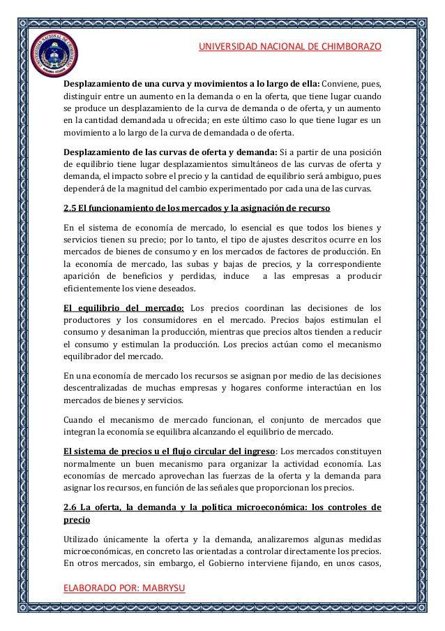 UNIVERSIDAD NACIONAL DE CHIMBORAZOELABORADO POR: MABRYSUDesplazamiento de una curva y movimientos a lo largo de ella: Conv...