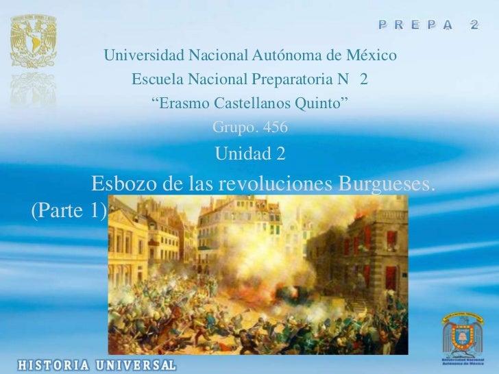 """Universidad Nacional Autónoma de México          Escuela Nacional Preparatoria N 2             """"Erasmo Castellanos Quinto""""..."""