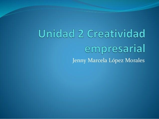 Jenny Marcela López Morales