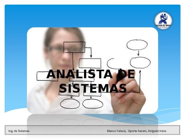 Ing. de Sistemas Blanco Yulexis, Oporte Aarom, Delgado Irene