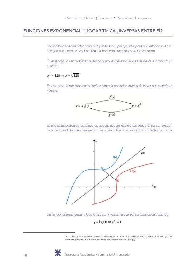 Unidad 3 matematica