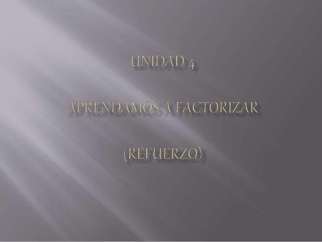 ¡X PACTO Rl ZAR  (REFUERZO)