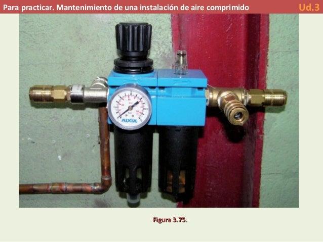 Unidad de mantenimiento neumático