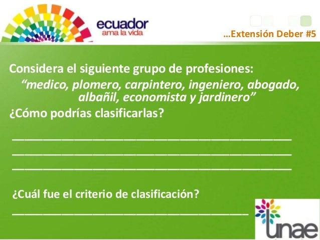 La clasificaci n for Jardinero definicion