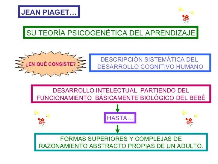 DESCRIPCIÓN SISTEMÁTICA DEL  DESARROLLO COGNITIVO HUMANO FORMAS SUPERIORES Y COMPLEJAS DE RAZONAMIENTO ABSTRACTO PROPIAS D...