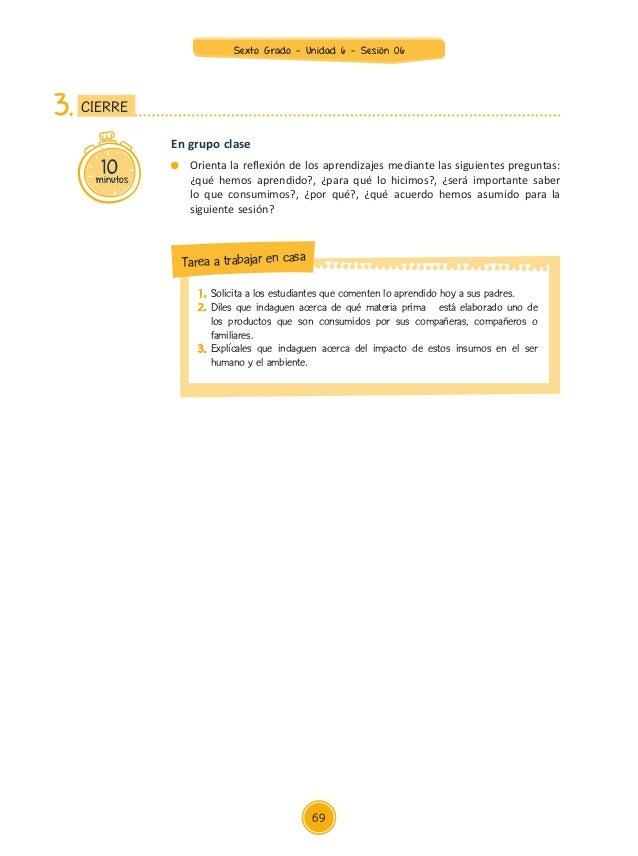 Revisa el fascículo (1) (2) Rutas del Aprendizaje 2015 de Personal Social V Ciclo.  Papelógrafos: categorías de productos...