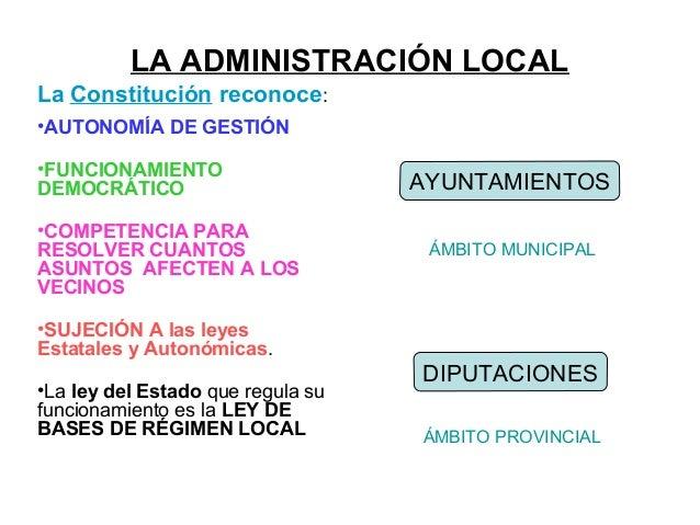 Administraci n autonomica y local for Oficina de gestion tributaria