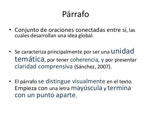 Unidad coherencia y cohesion Slide 2
