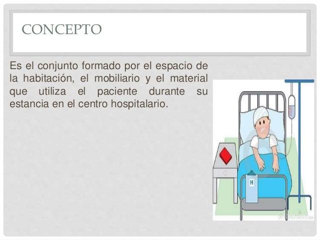 Unidad del paciente for Que es mobiliario