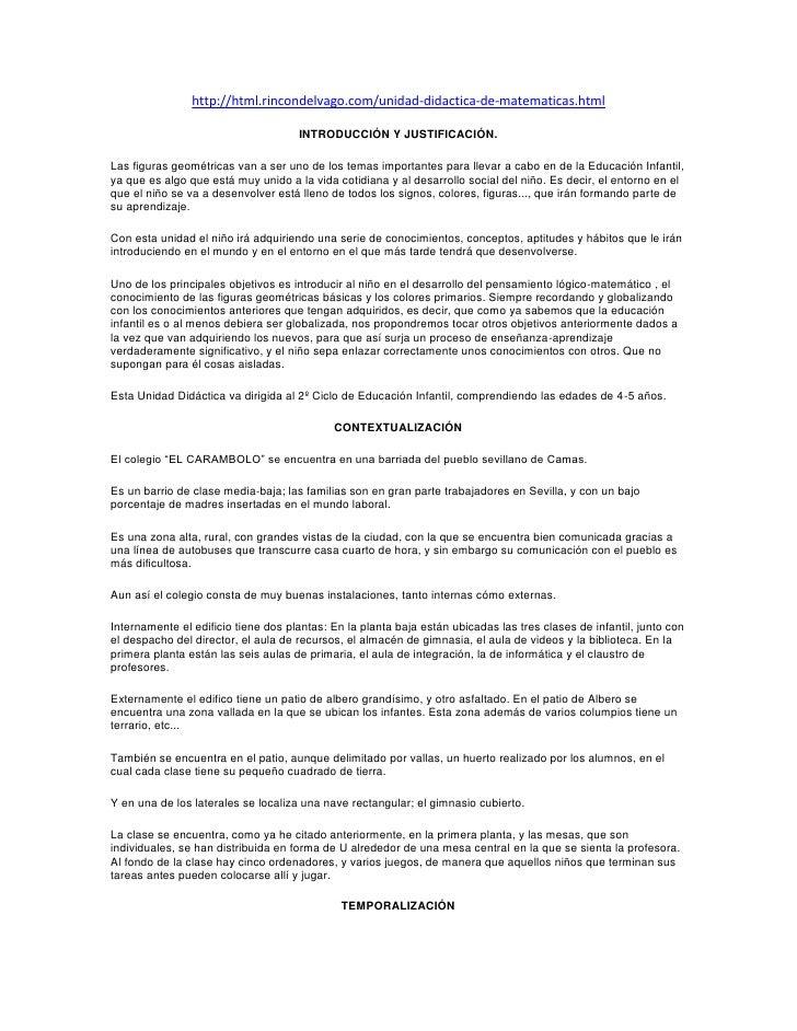 http://html.rincondelvago.com/unidad-didactica-de-matematicas.html                                     INTRODUCCIÓN Y JUST...