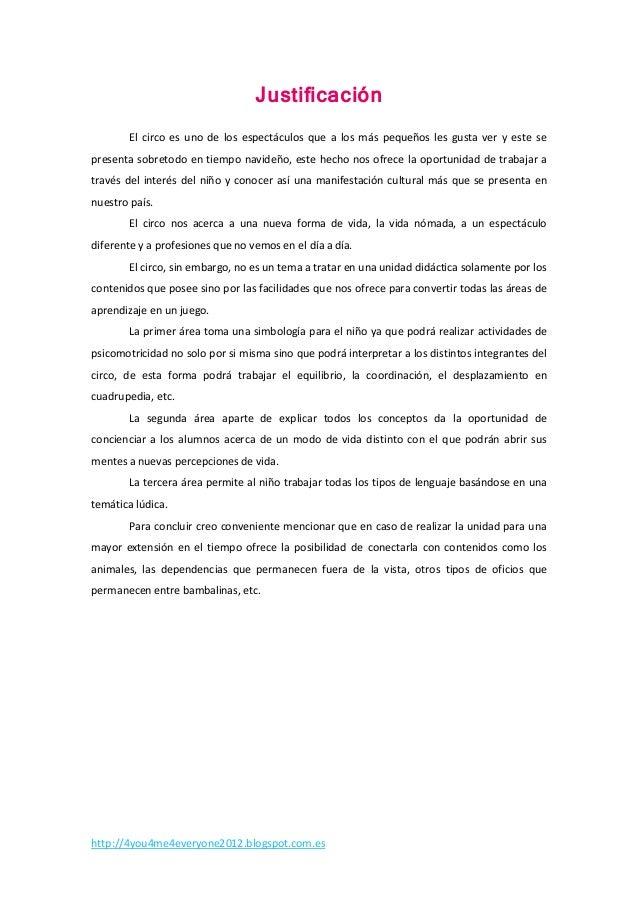 Unidad did ctica el circo 3 a os for Definicion de espectaculo