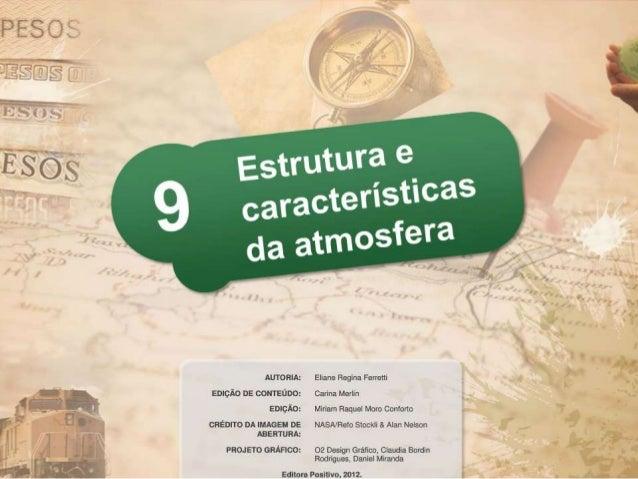 Unidade.09.estrutura e características da atmosfera