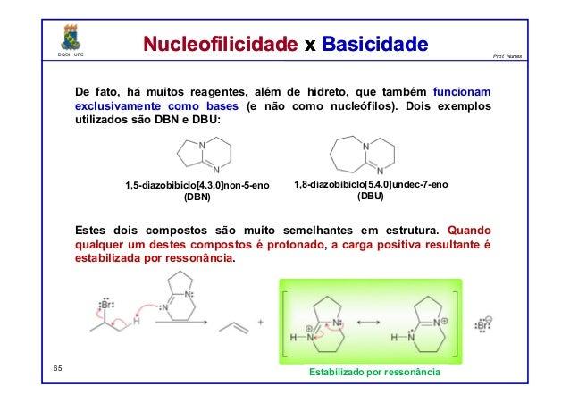 DQOI - UFC Prof. Nunes DQOI - UFC Prof. Nunes De fato, há muitos reagentes, além de hidreto, que também funcionam exclusiv...