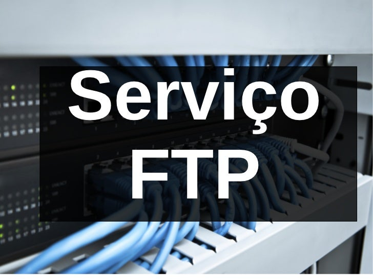 Serviço FTP