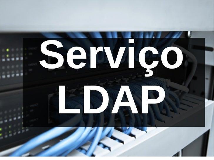 Serviço LDAP