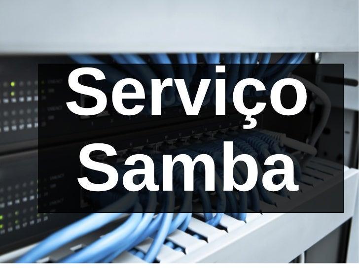 ServiçoSamba