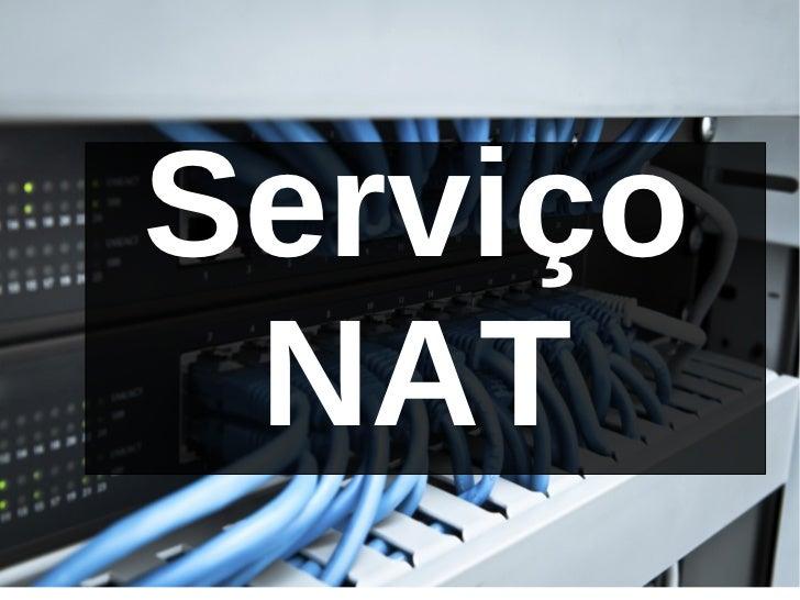 Serviço NAT