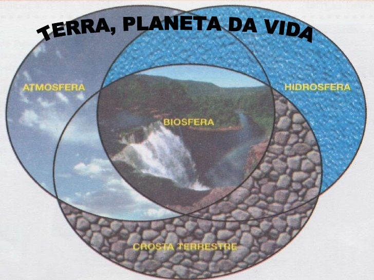 TERRA, PLANETA DA VIDA