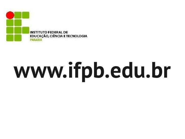www.ifpb.edu.br