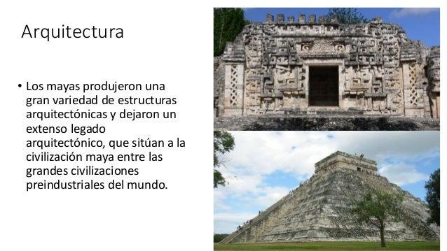 Cultura maya for Civilizacion maya arquitectura