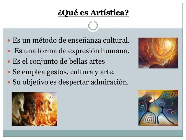 Unidad educativa municipal calder n for Veta artistica definicion