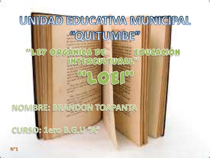 ARTÍCULOS A EXPONER :