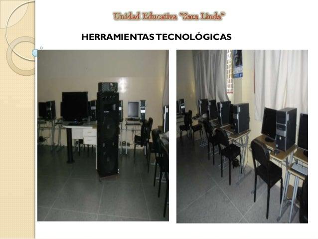 HERRAMIENTAS TECNOLÓGICAS