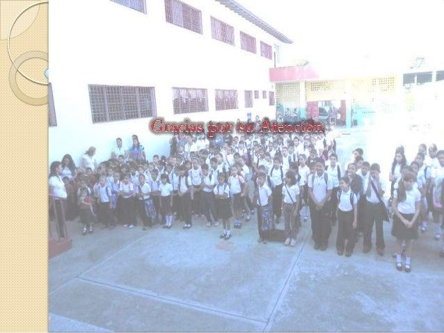 Unidad educativa saralinda presentacion