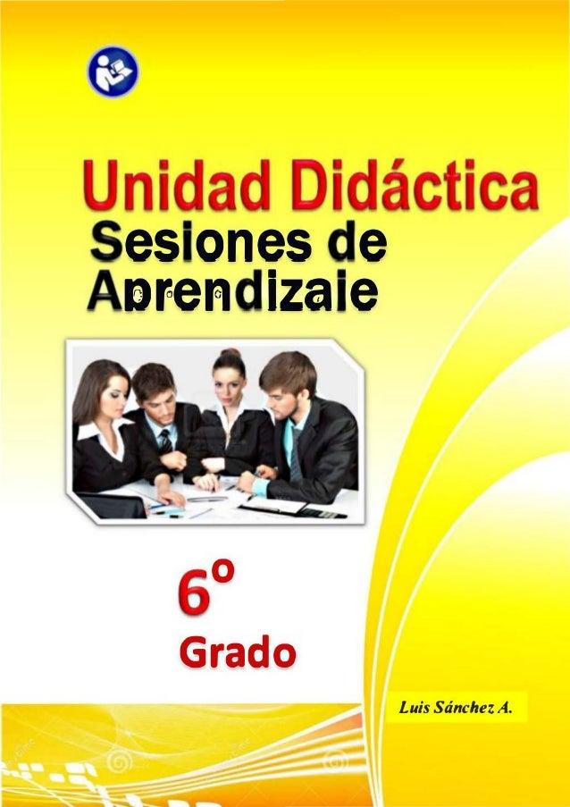• 1 es ones e DfeA ila e o Grado Luis Sánchez A.