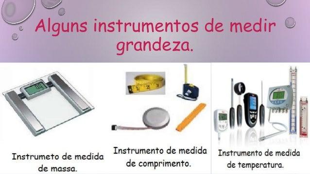 Unidades de medidas Slide 3