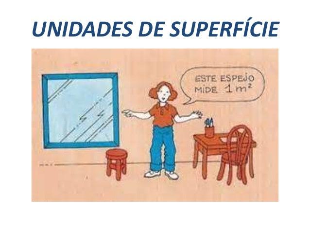 UNIDADES DE SUPERFÍCIE