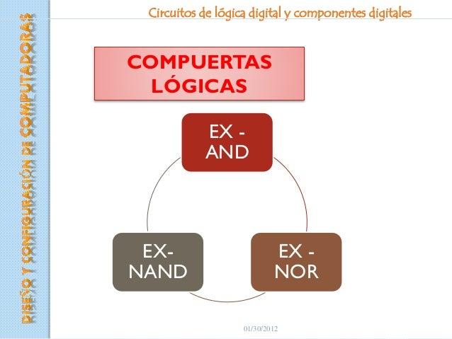 Circuito Nor : Unidad i circuitos de logica digital