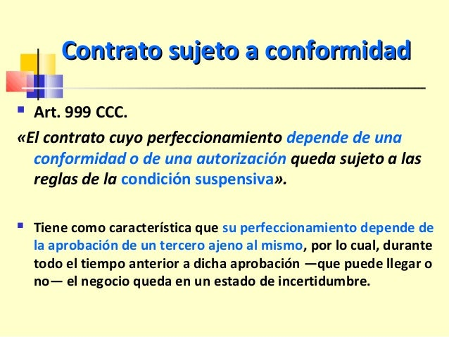 Contratos Conexos. Definición  Art. 1073 CCC. «Hay conexidad cuando dos o más contratos autónomos se hallan vinculados en...
