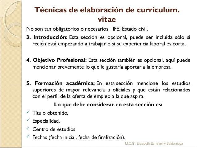 concepto de curriculum vitae brevis