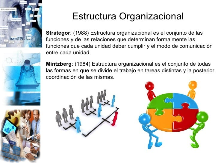 Estructura Organizacional Slide 3