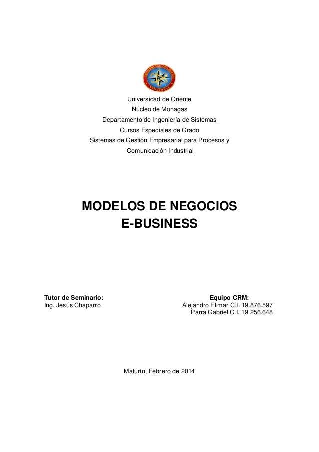 Universidad de Oriente Núcleo de Monagas Departamento de Ingeniería de Sistemas Cursos Especiales de Grado Sistemas de Ges...