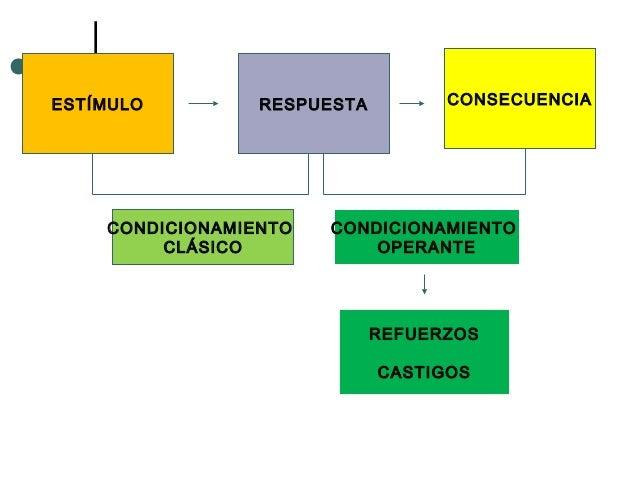 EJEMPLOS AUDIOVISUALES http://www.youtube.com/watch?v=lbxXGW-gurU Cond. Clásico – Cond. Operante Condicionamiento Operante...