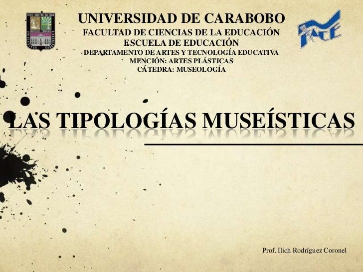UNIVERSIDAD DE CARABOBOFACULTAD DE CIENCIAS DE LA EDUCACIÓN<br />ESCUELA DE EDUCACIÓN<br />DEPARTAMENTO DE ARTES Y TECNOLO...